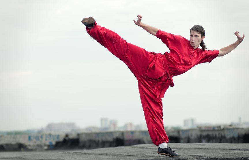 Kung fu grip - 3 9